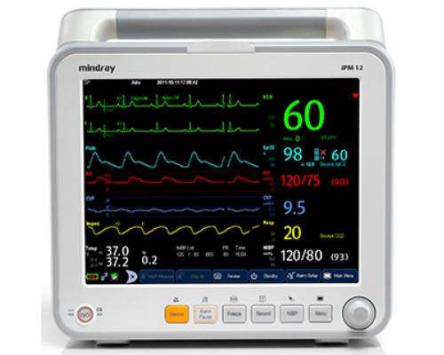 Monitor de signos vitales Serie iPM Mindray