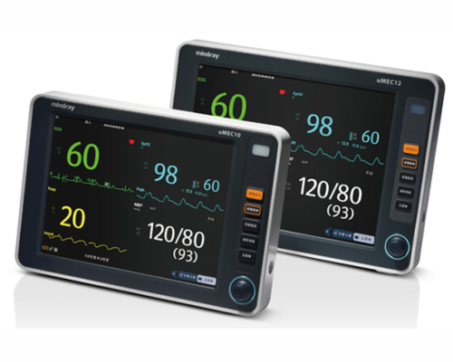 Monitor de paciente Serie uMEC Mindray