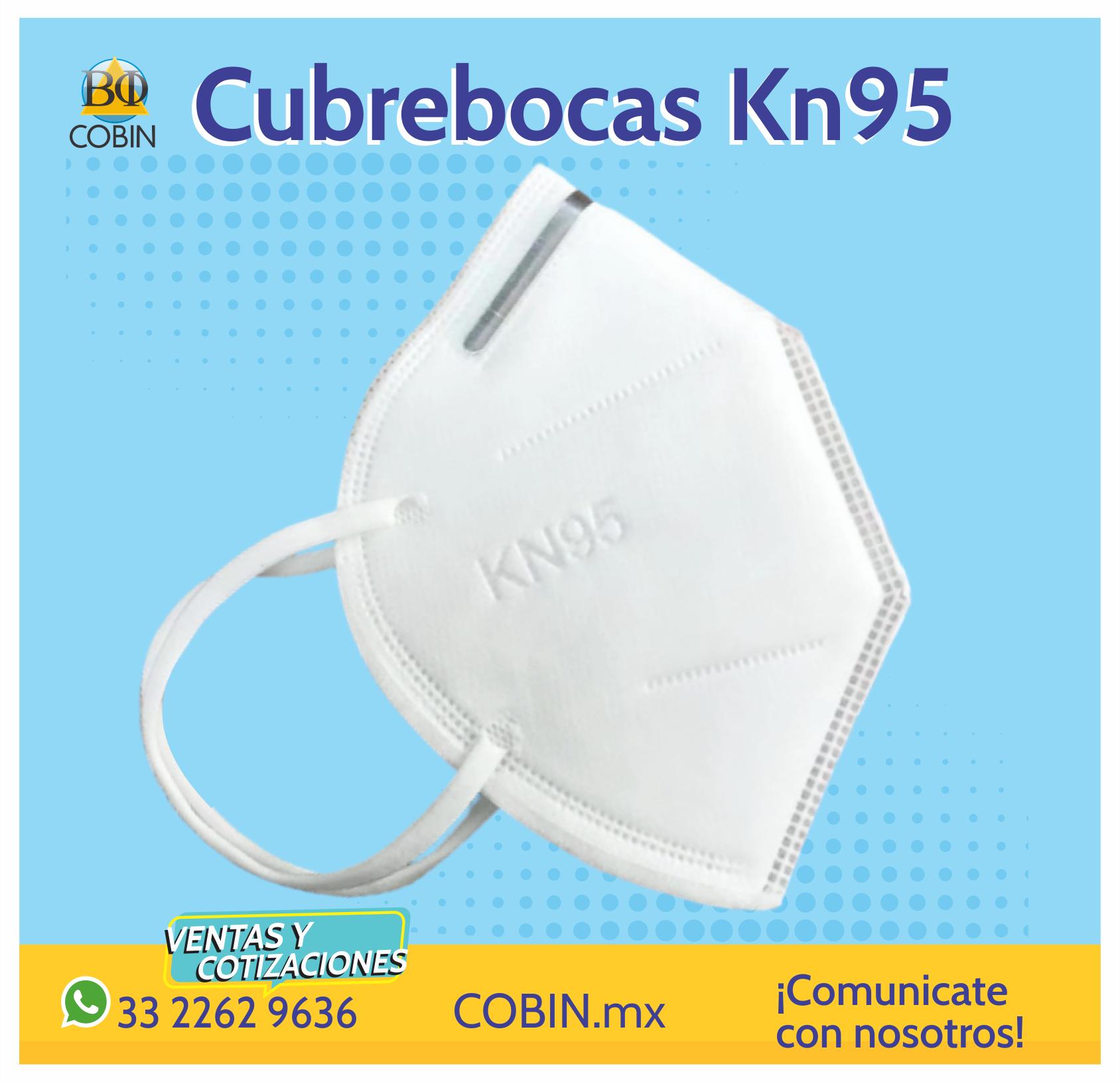 Cubrebocas KN95